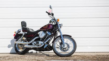 1987 Harley-Davidson FXLR Willie G Special