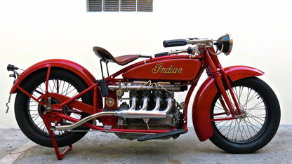 1927 Indian Ace 4 Cylinder