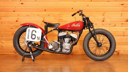 1948 Indian Scout Big Base Racer