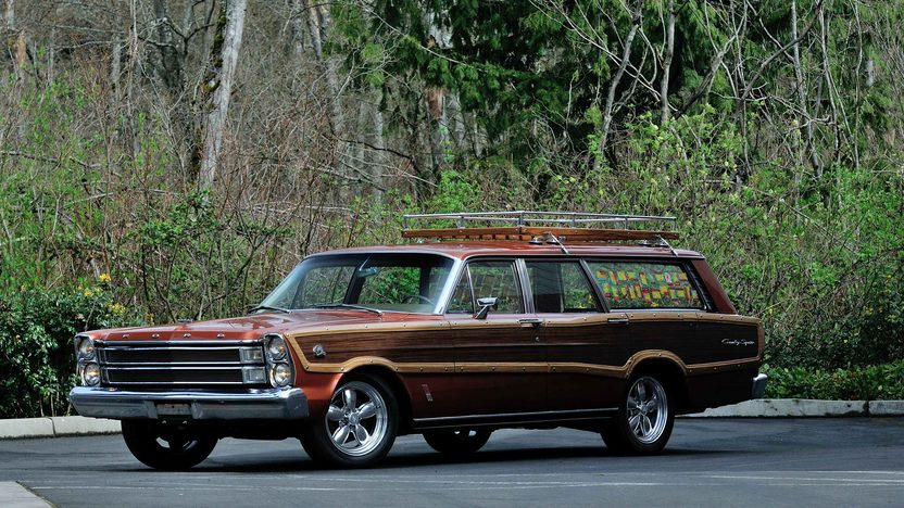 1966 ford country squire - photo #28