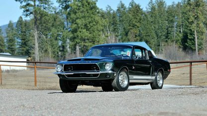 1968 Ford Shelby GT500KR Fastback