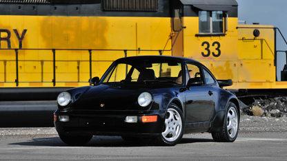 1992 Porsche 964 Turbo S2