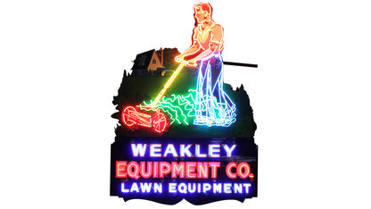 Weakley Equipment Co. Lawn Equipment 96x138x36