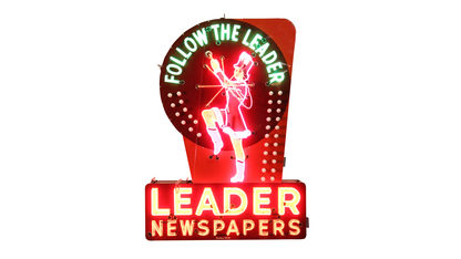 Leader Newspapers 72x98x20