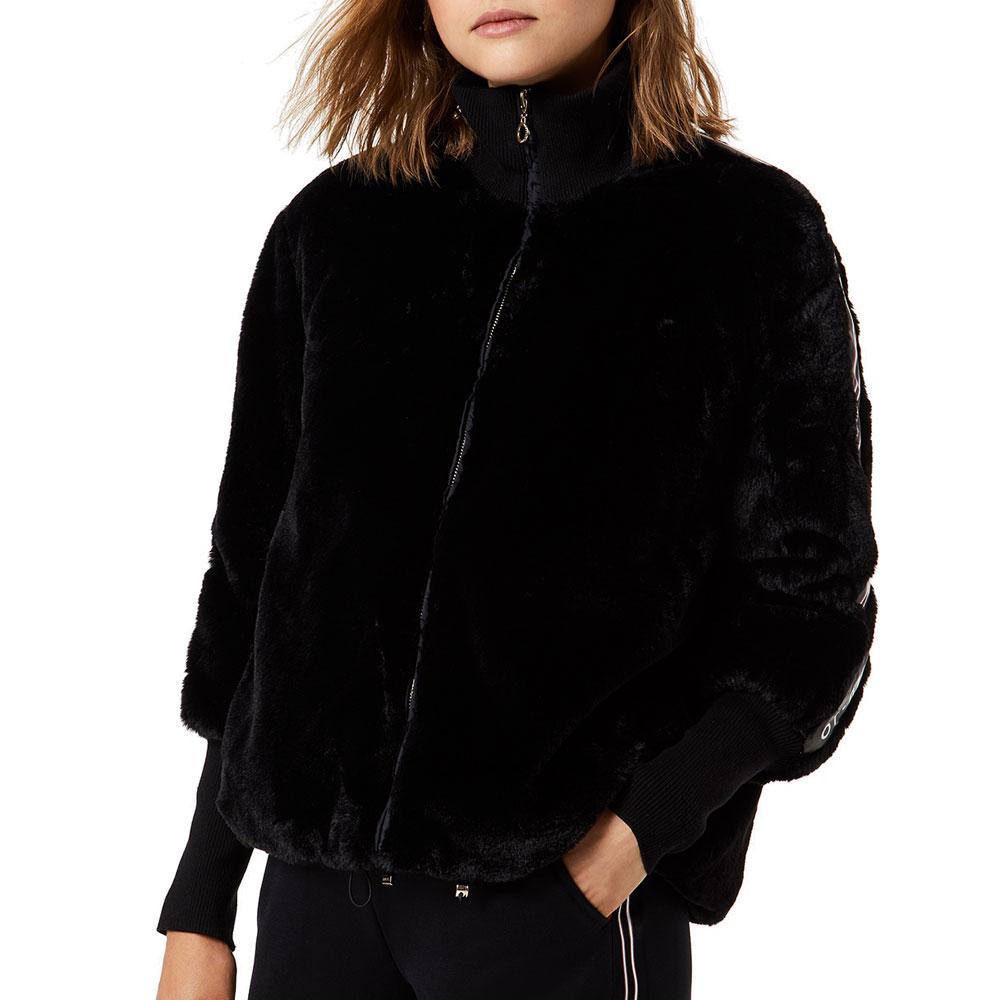 Ecological fur with front clousure LIUJO SPORT |  | T69029E061722222