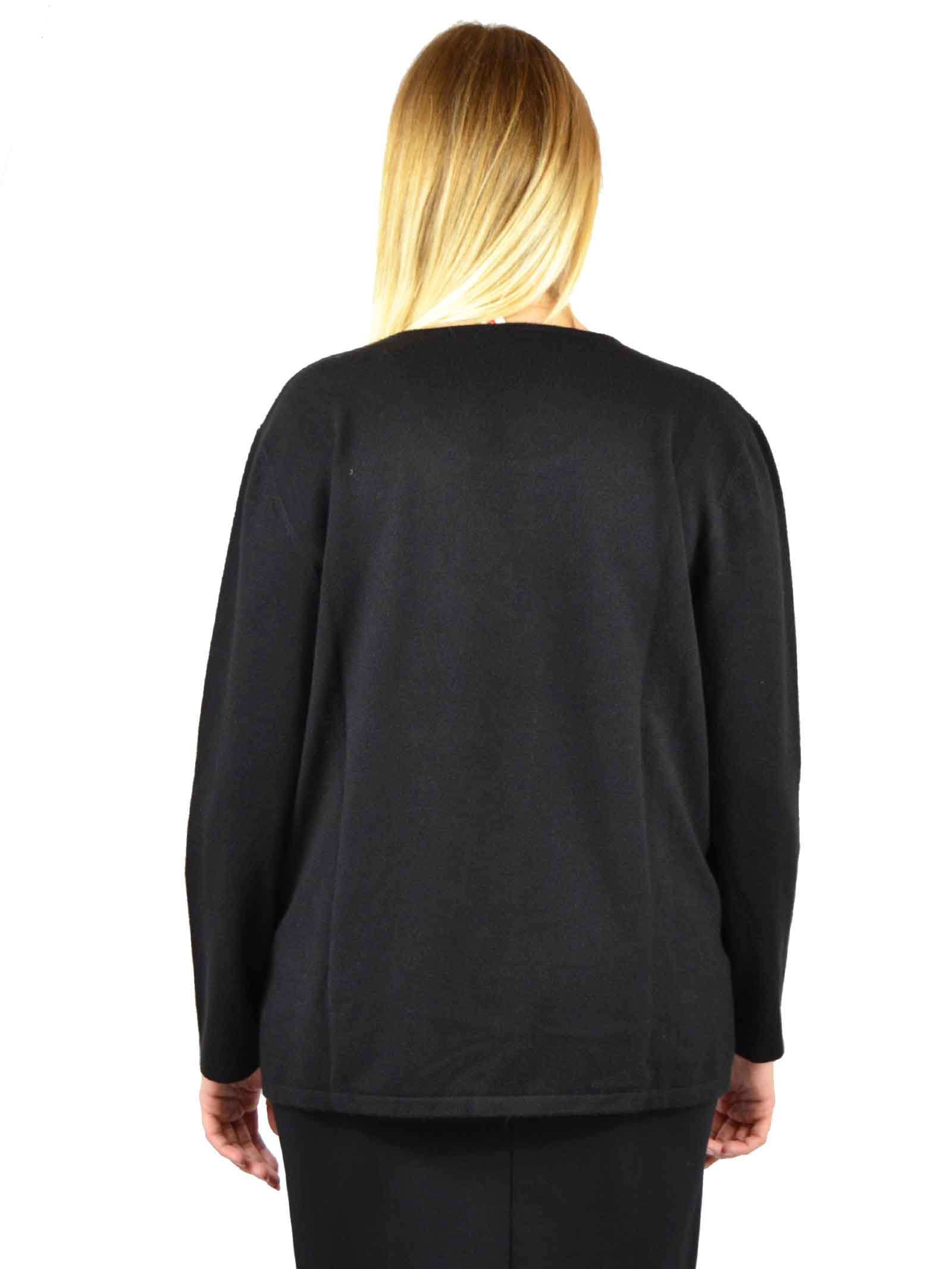Wool sweater aound neck MEALYS |  | 411101