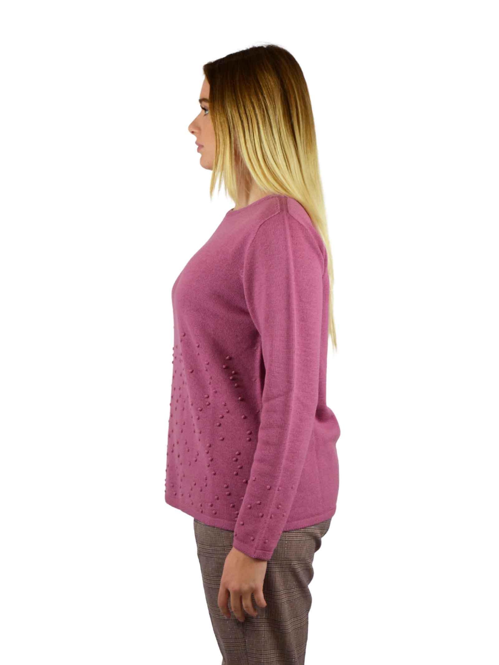 Maglia in lanaPullover in wool BENEDETTA VALERI | Maglie | PRASIOSUSHI