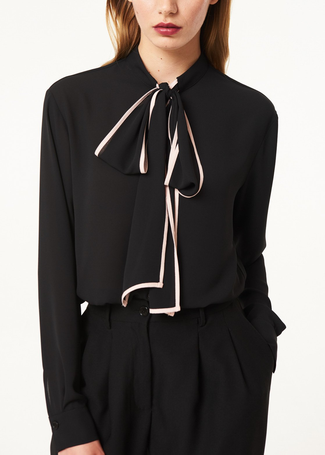 Georgettes shirt  DENNY ROSE |  | DD400182001