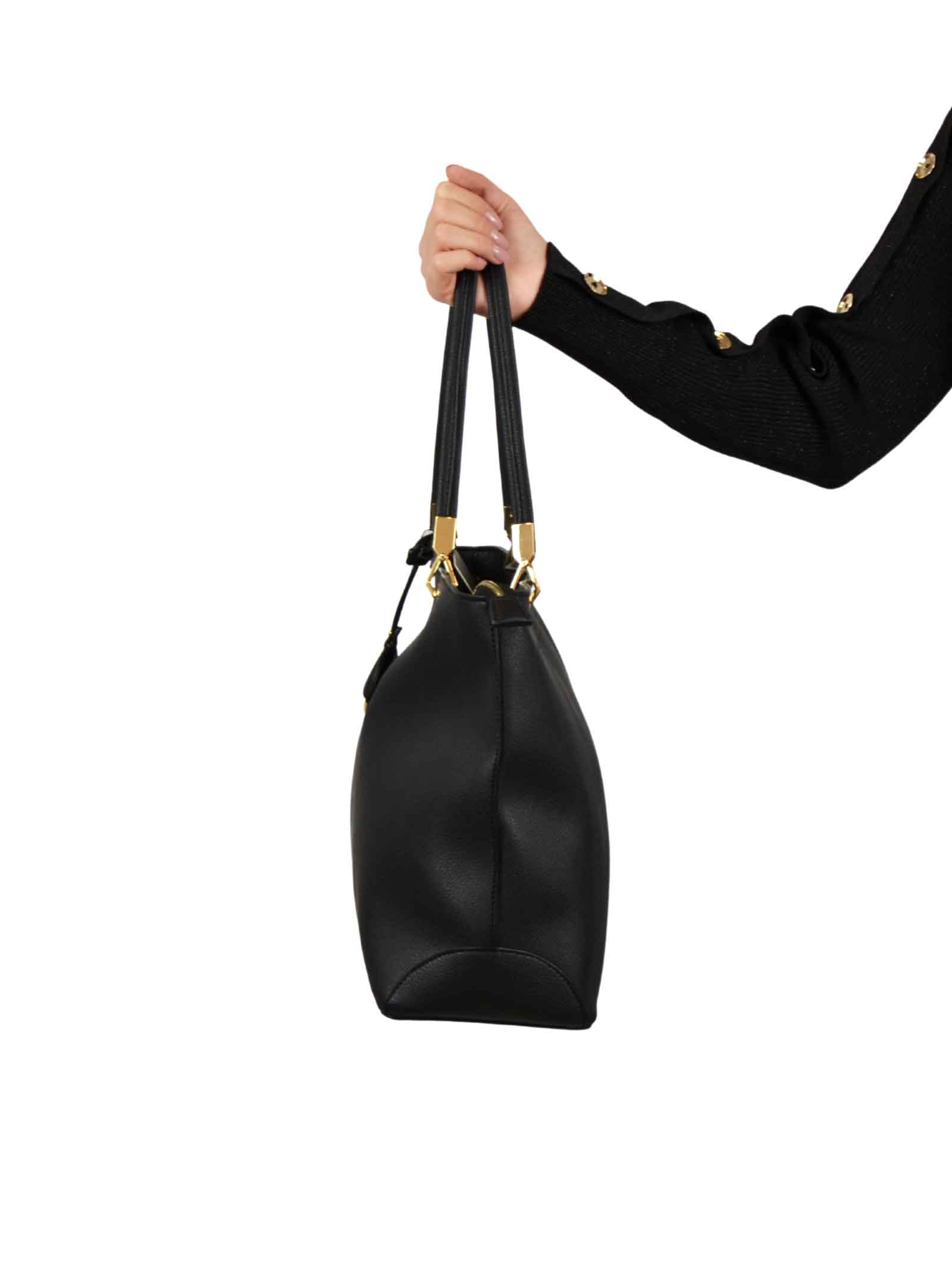 Shopping bag model madelein GAUDI borse |  | V0A-71501BLACK