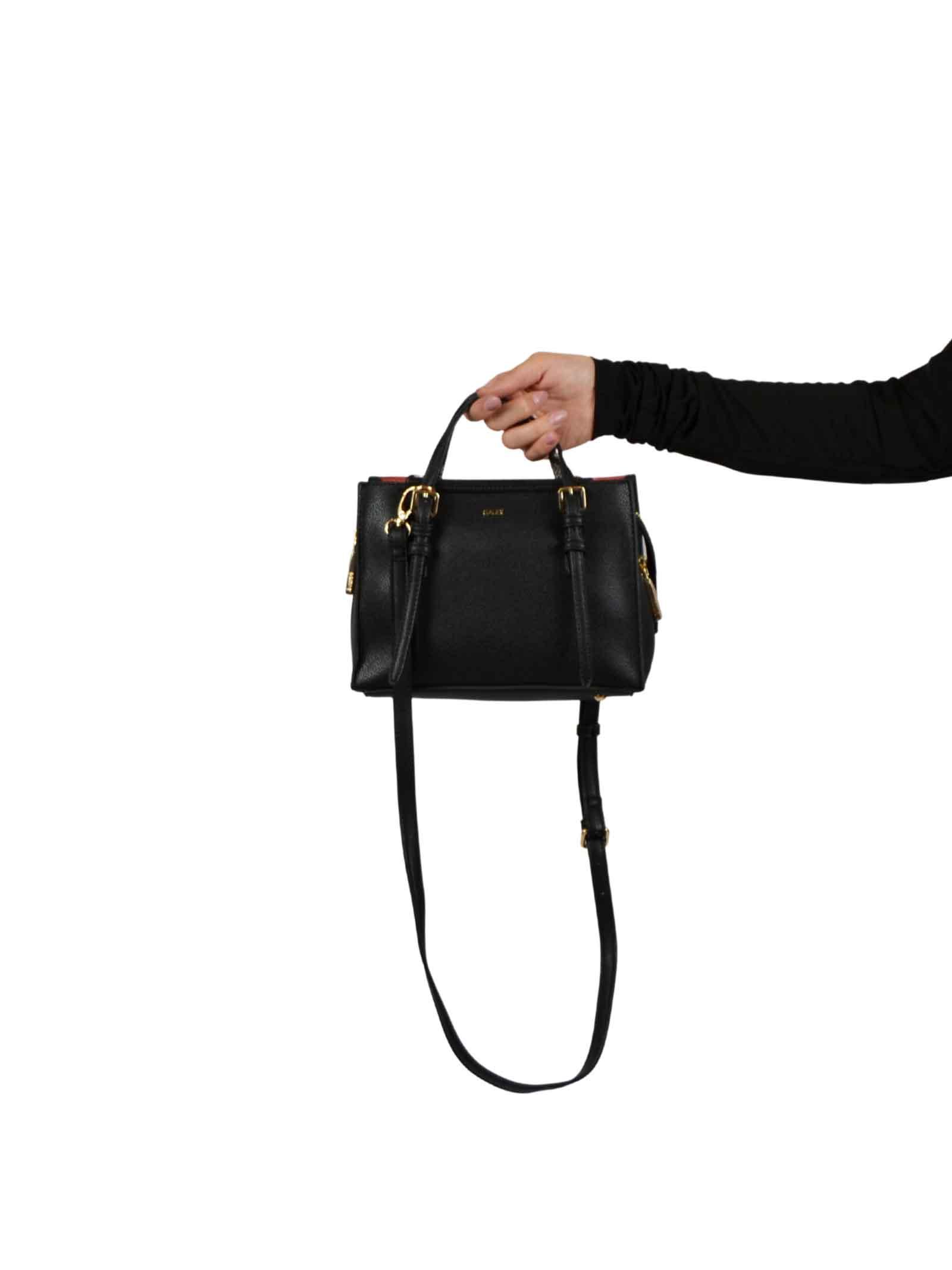 Small  bag with shoulder bag  GAUDI borse      V0A-71512BLACK