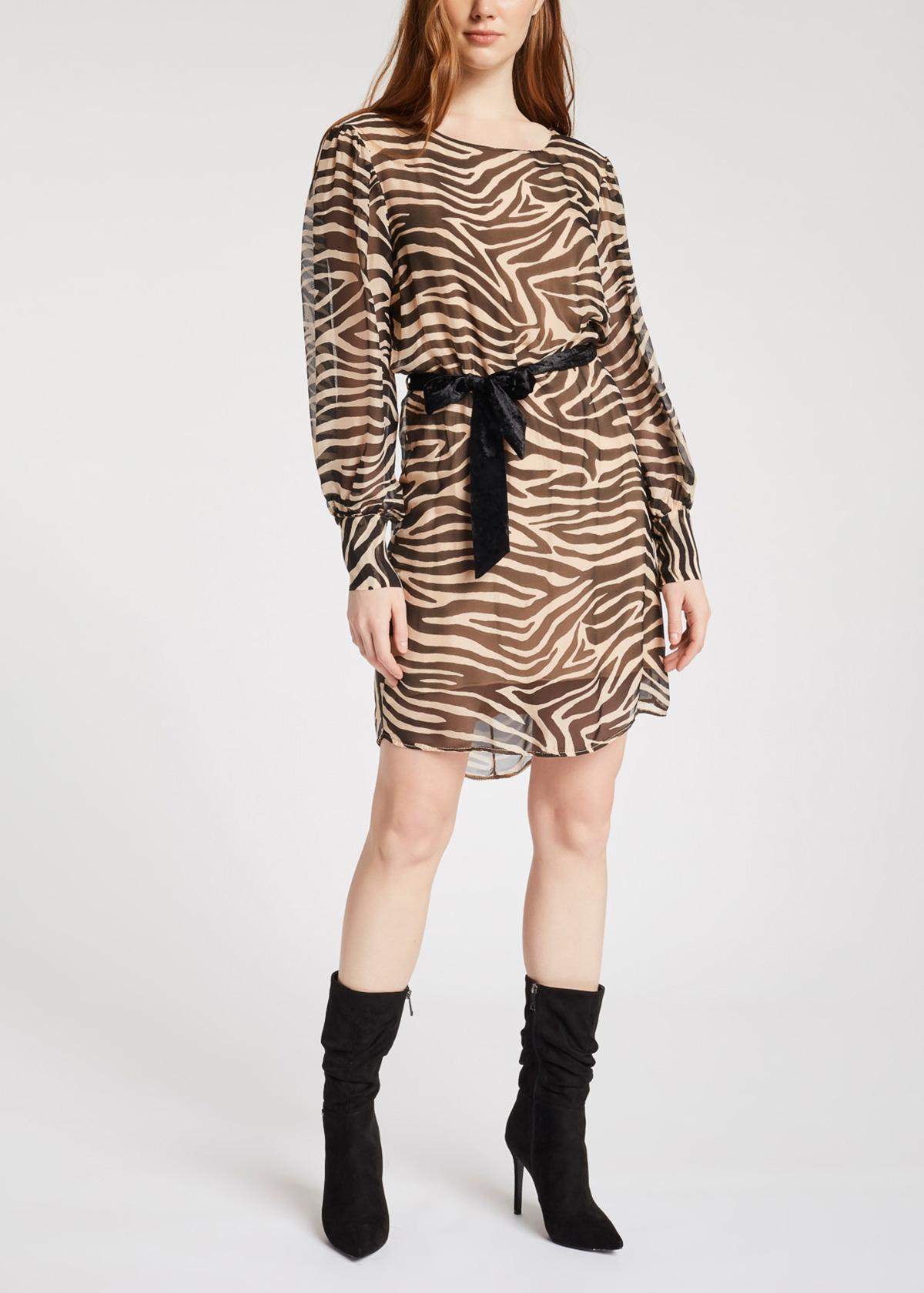Short dress , georgettes GAUDI FASHION |  | FD1502902027-01