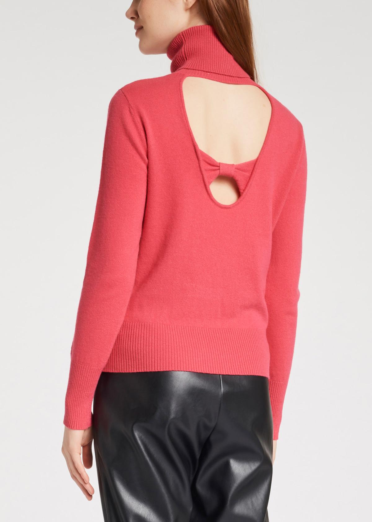 High neck sweater  GAUDI FASHION      FD530102001