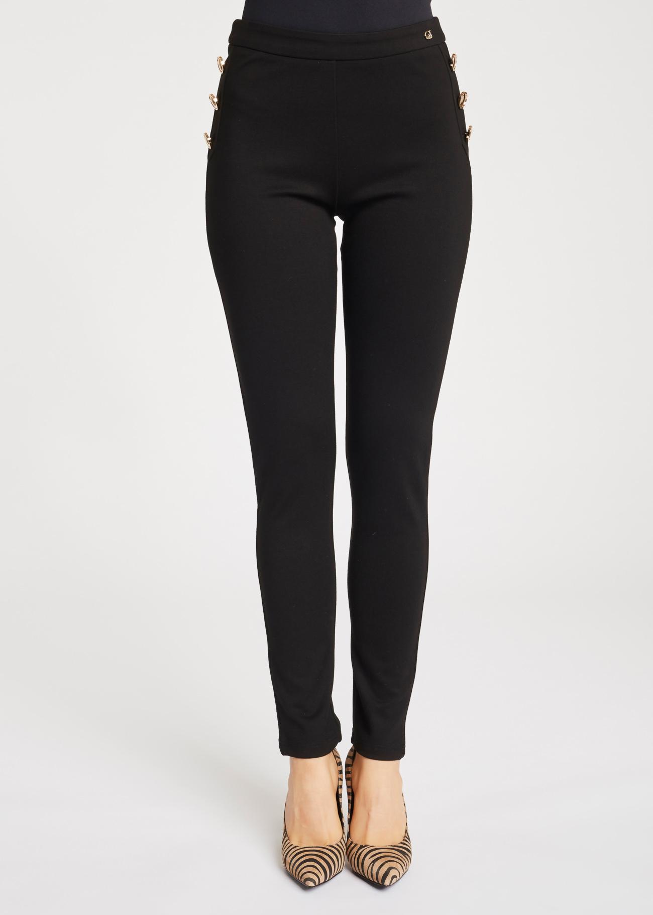 Pantalone effetto leggins Leggins effect trousers GAUDI | Pantaloni | BD240052001