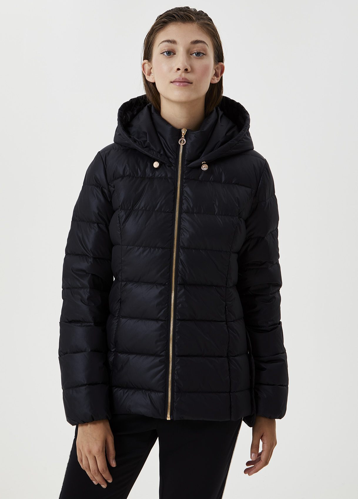 Down jacket with not removable hood LIUJO SPORT |  | TF0131T461822222