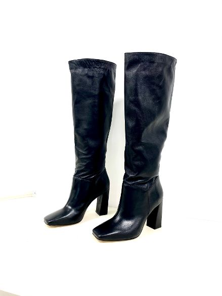 Leather boots with heel  MELANY BOUTIQUE |  | 2711AINELI01