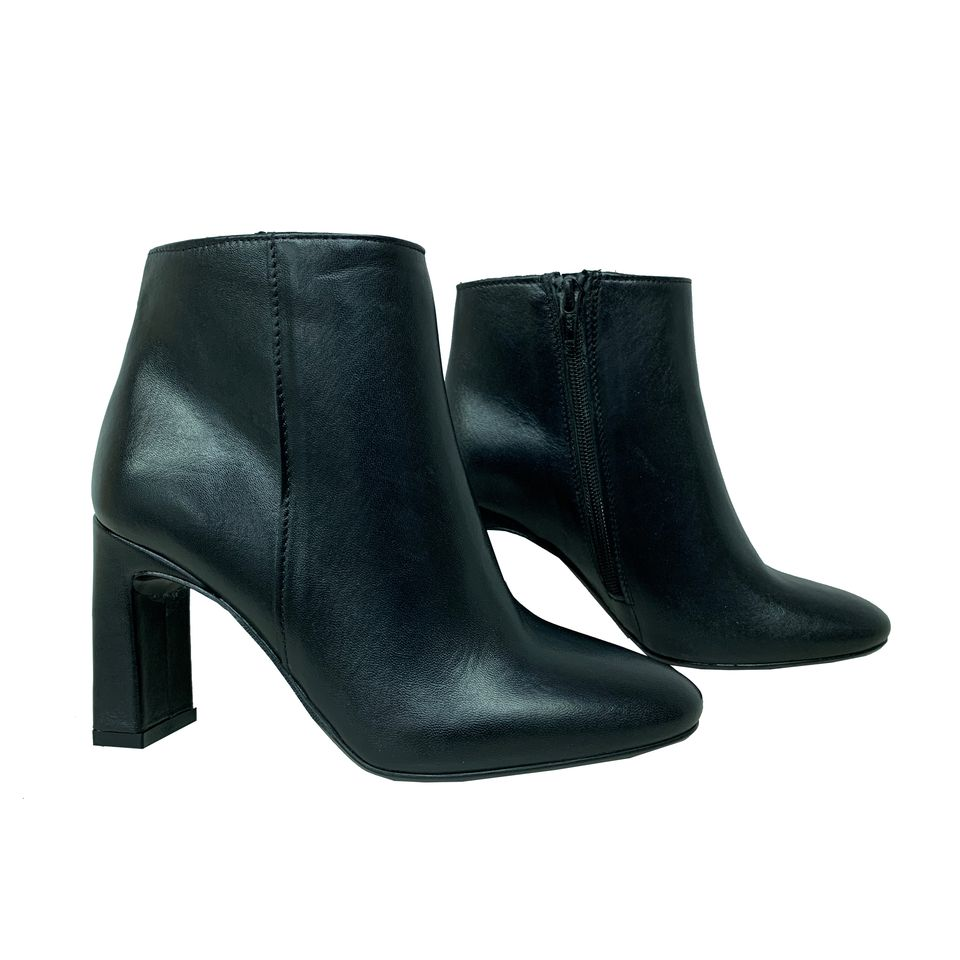 Boots with interior zip clousure  MELANY BOUTIQUE |  | 4AINELI01