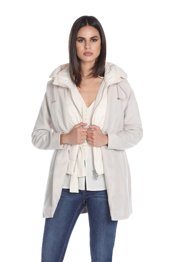 Short coat with pockets , long sleeve with baguette buttons RELISH |  | JIGGER1105
