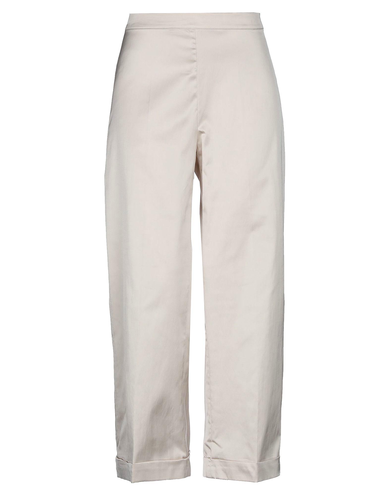 pantalone in tela di cotone DIANA GALLESI | Pantaloni | P107R0074102