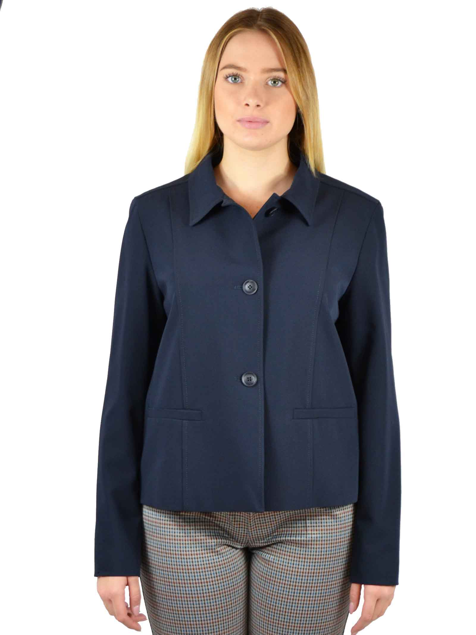 Jacket with collar  DIANA GALLESI |  | R192R0014434
