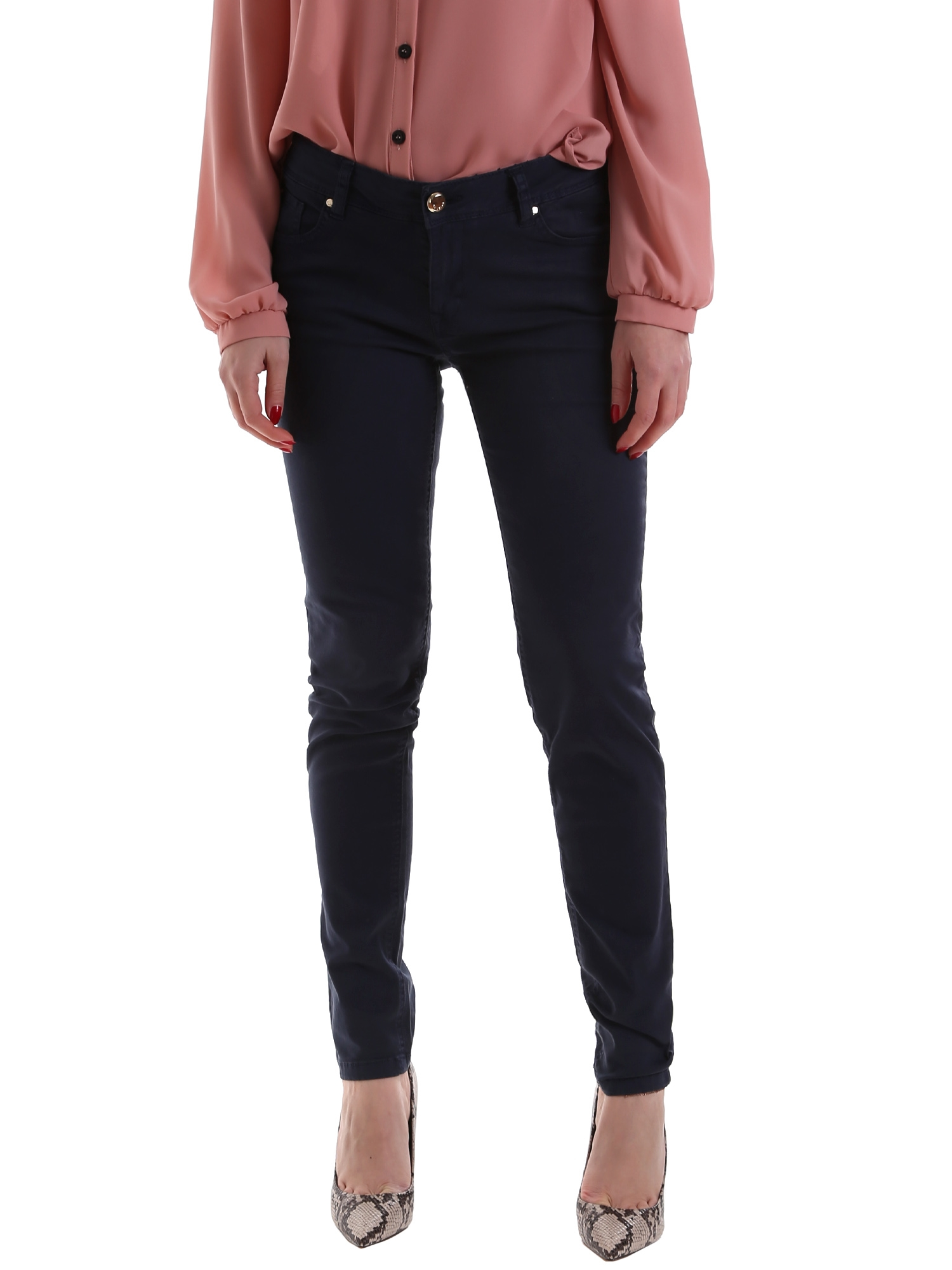 5-pocket trousers, the skinny fit  GAUDI |  | BD250112001