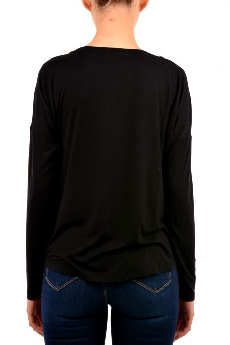 Viscose shirt with print on the front GAUDI JEANS |  | BD640432001