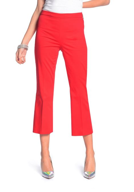 Trousers with elasticated RELISH |  | RDP907004028-01525