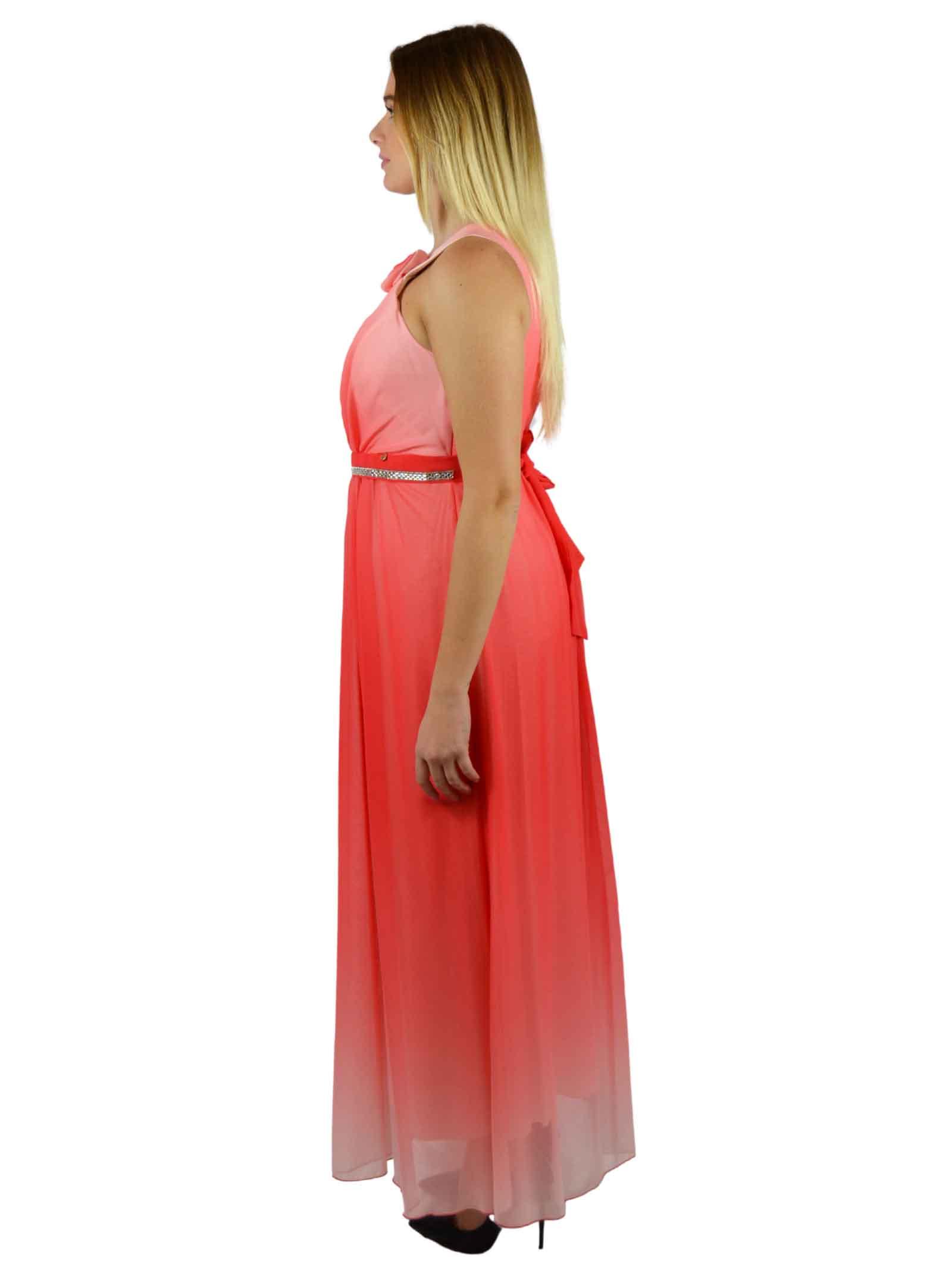 Long one-shoulder dress RINASCIMENTO |  | PP71RR01AAROSSO