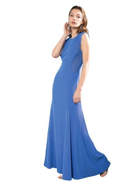 Long dress mermaid model  BENEDETTA VALERI |  | CASTOREOCEANO