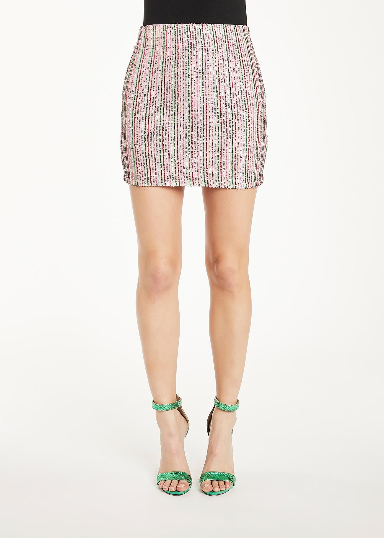 Straight mini skirt DENNY ROSE |  | DD7000501