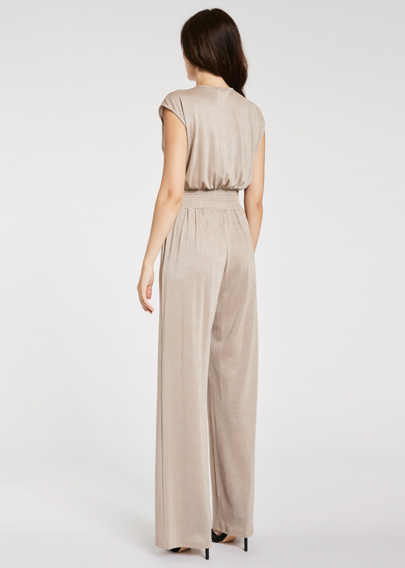Jumpsuit in lurex  fabric  GAUDI FASHION |  | FD240012373