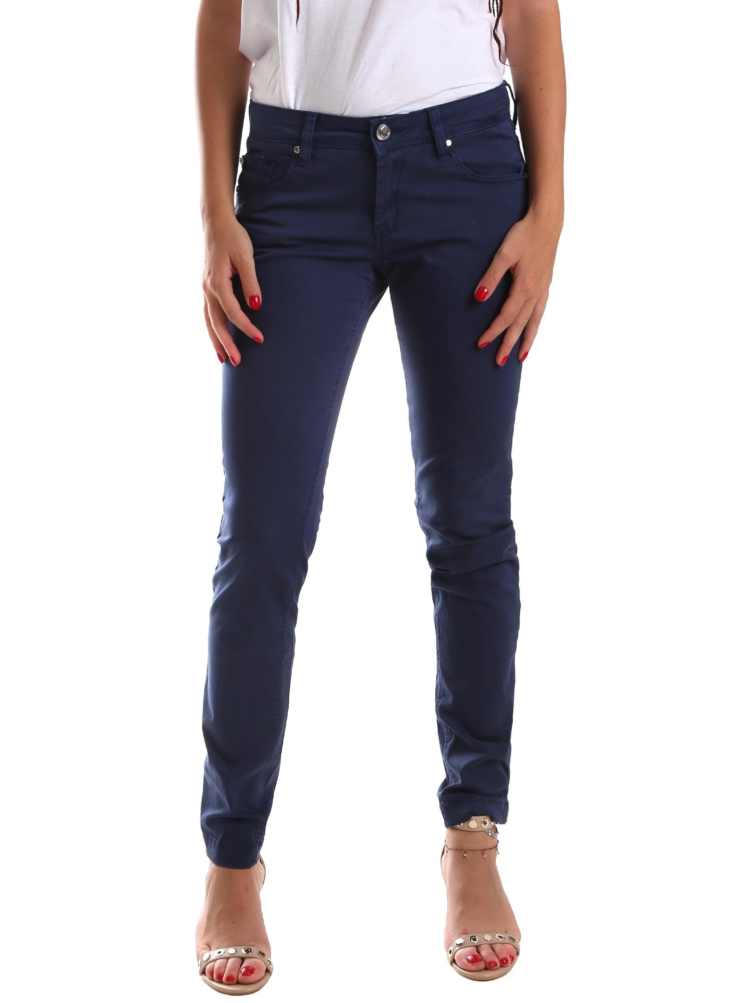 Pantalone 5 tasche in cotone  GAUDI | Pantaloni | BD250052843