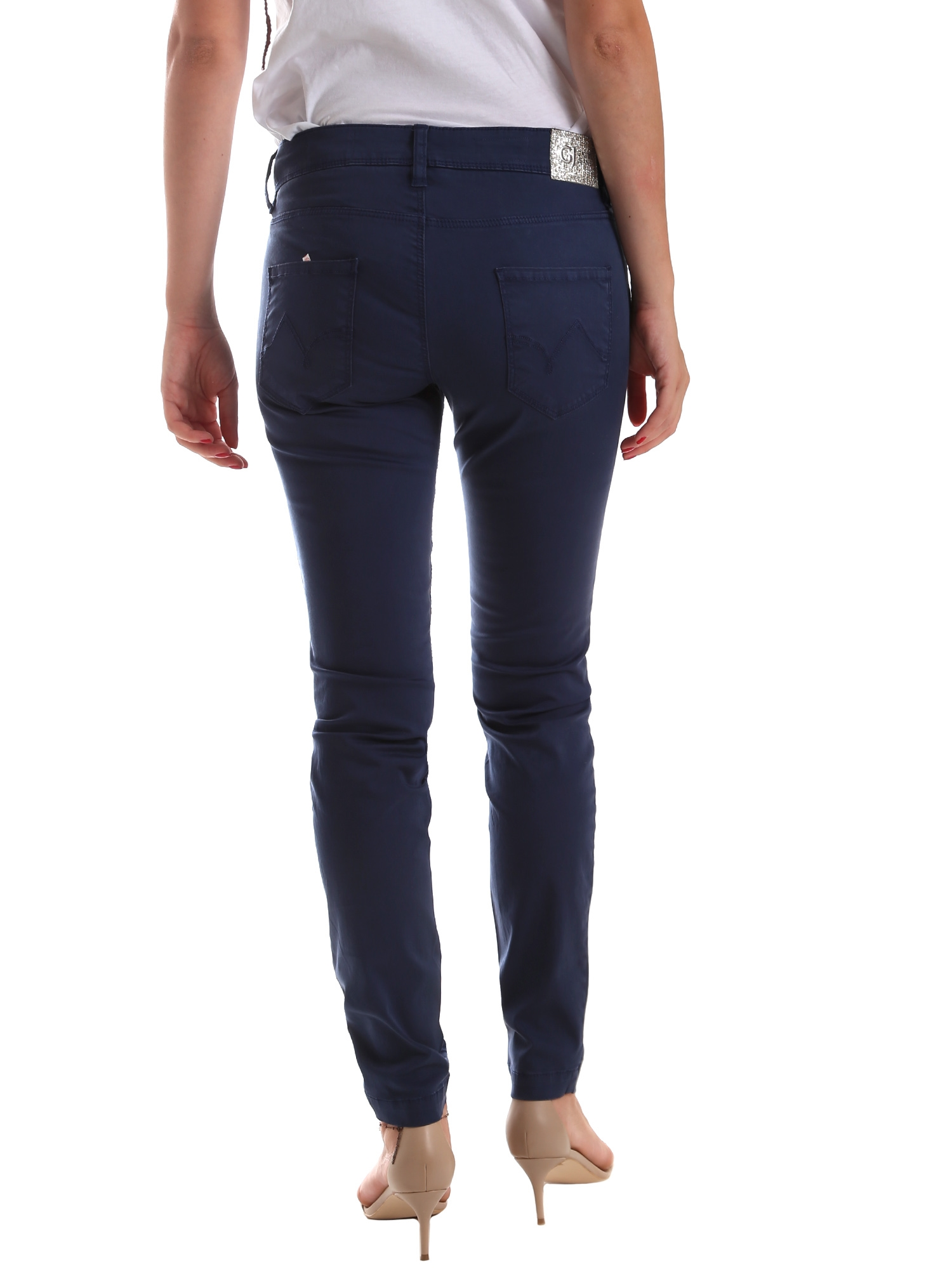 Pantalone 5 tasche in cotone  GAUDI JEANS | Pantaloni | BD250052843