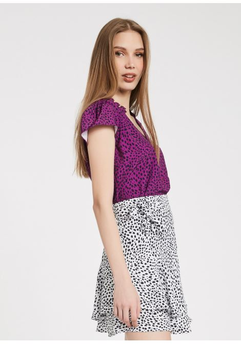 Fluid fabric shirt  GAUDI JEANS |  | BD45003015012-02
