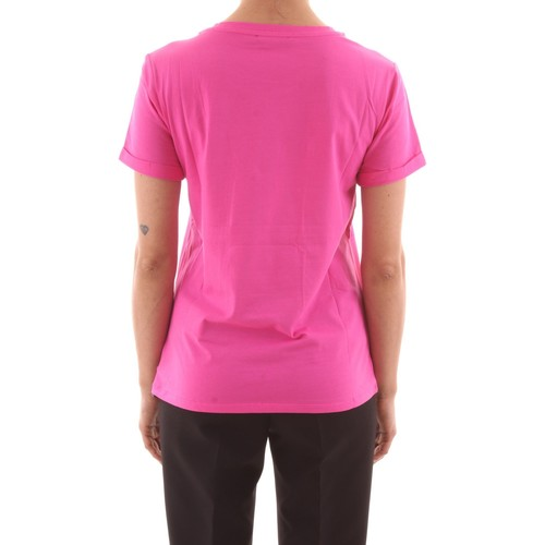 Short sleeves shirt in cotton LIUJO SPORT      TA0023J50003X0263