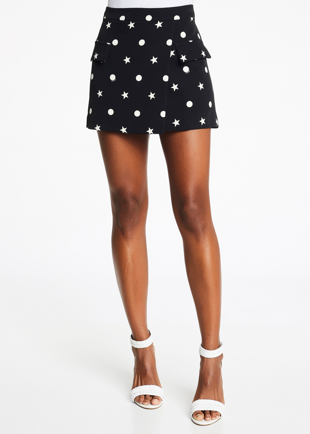 Star print miniskirt  DENNY ROSE |  | DD7000801