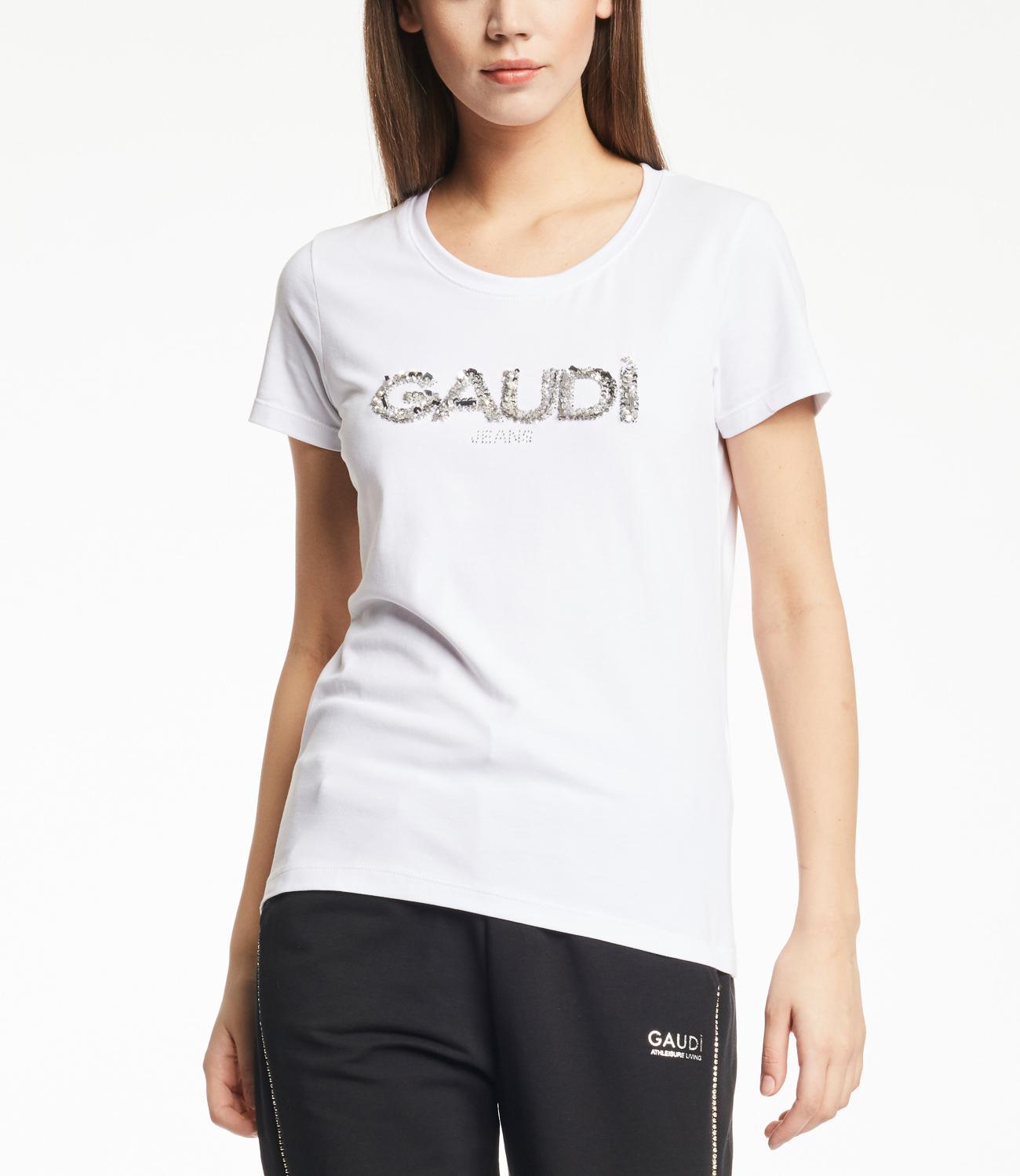 Maglia con logo GAUDI | Maglia | BD640622100