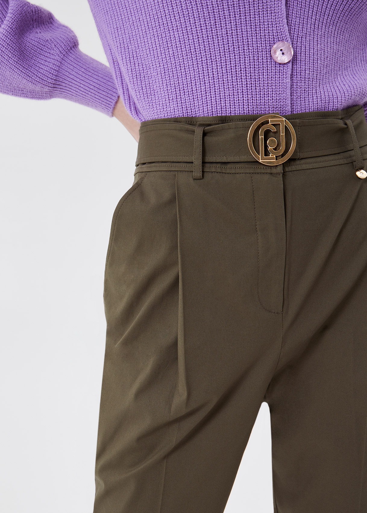 Pantaloni vita alta LIUJO   Pantaloni   CA1006T2398X0344
