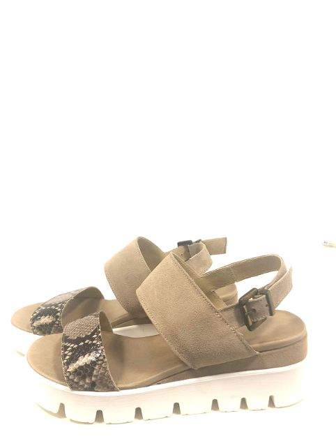 Sandali in pelle di camoscio MELANY BOUTIQUE | Sandali | 051SENI0023