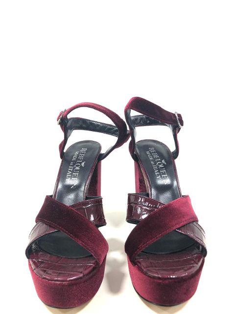 Sandali con fasce ad incrocio MELANY BOUTIQUE | Sandali | 229UNAM0051