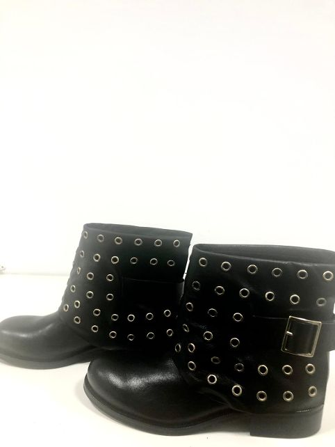 Ankle boots with studs  MELANY BOUTIQUE |  | 3131ANITSIRC01