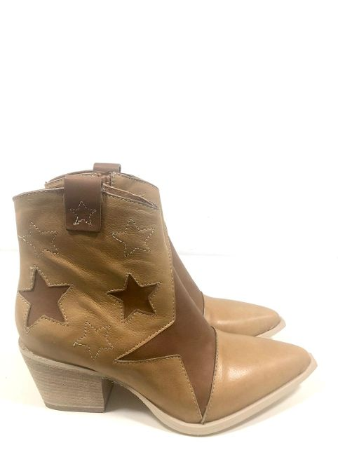 Boot in leather  MELANY BOUTIQUE |  | 739AMMAIF0005