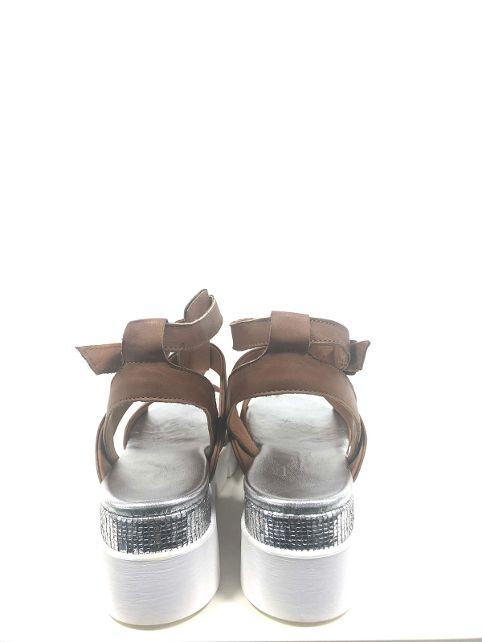 Sandali in pelle con gomma MELANY BOUTIQUE | Sandali | 8001SENI0023