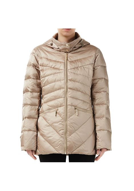 Jacket with hood that does not come off LIUJO SPORT |  | T69073T527760806