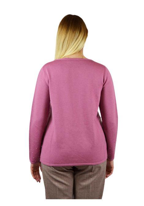 Pullover in wool BENEDETTA VALERI |  | PRASIOSUSHI