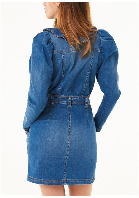 Stretch jeans dress  DENNY ROSE |  | DD1004900