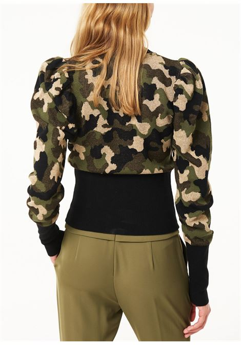 Camouflage pattern shirt  DENNY ROSE |  | DD5000601