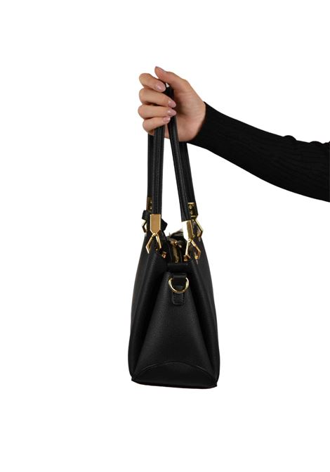 Top handle bag made in a soft texture  GAUDI borse |  | V0A-71504BLACK