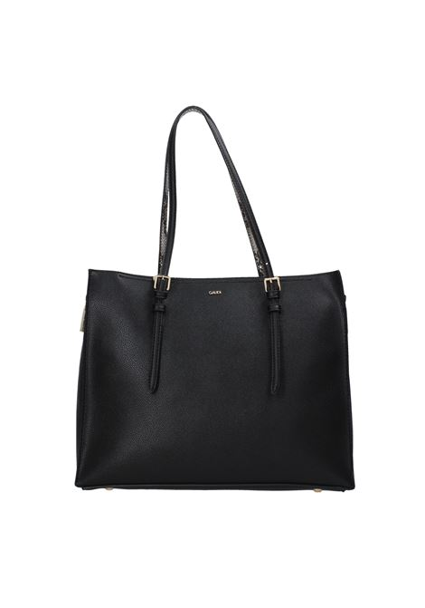 Faux leather shopper bag GAUDI borse |  | V0A-71510BLACK