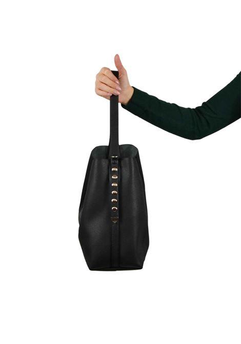 Medium-large bag bucket  GAUDI borse |  | V0A-71542BLACK