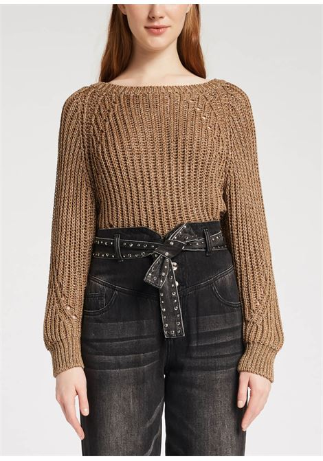 Wool sweater slightly wide neckline GAUDI FASHION |  | FD53038021068